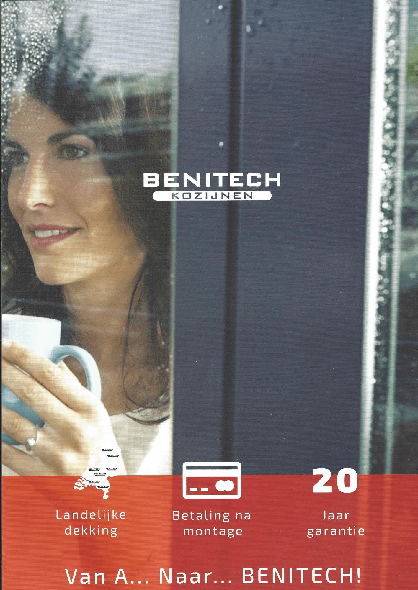 Kunststof kozijnen - Veca - Schuco - Benitech Folder