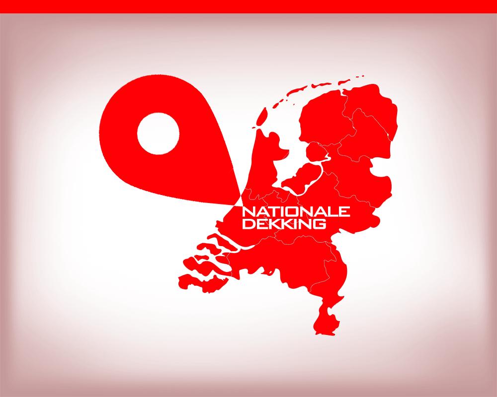 Nationale dekking