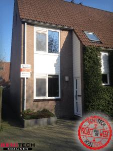 Project van de Week (12) Rotterdam voorgevelrenovatie