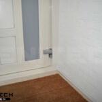 binnenafwerking kunststof deur almelo