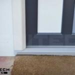 buitenafwerking kunststof voordeur almelo