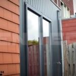 kunststof achterdeur almere