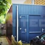 kunststof garagedeur almere