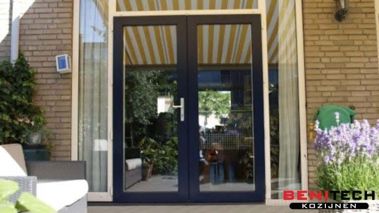 Openslaande Deuren Kunststof : Openslaande tuindeuren die een leven lang mee gaan! inclusief